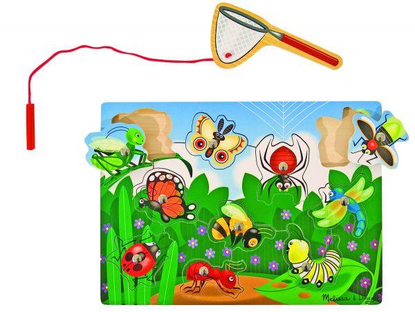 Insekten-Fänger Magnetspiel