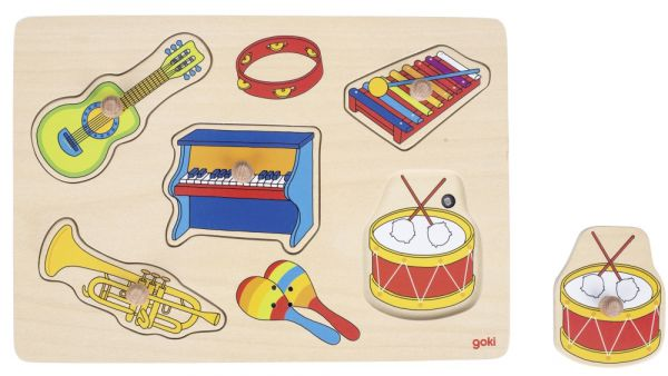 Klangpuzzle Musik bei LAND OF TOYS