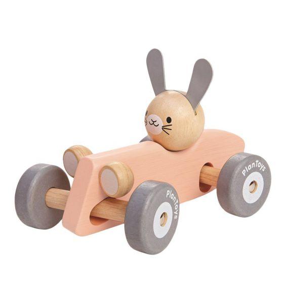 Hasen-Rennwagen Turbos