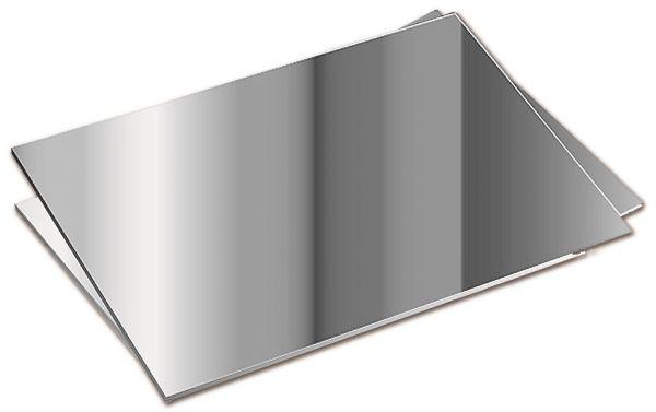 Plastikspiegel klein, 5 Stück