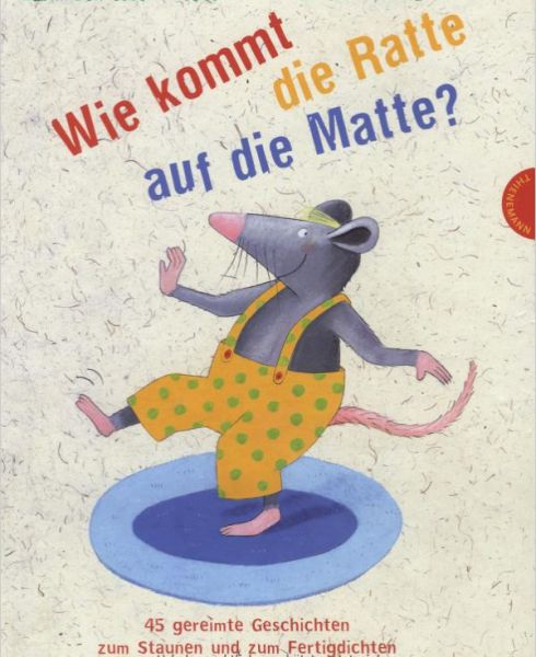 Wie kommt die Ratte auf die Matte?