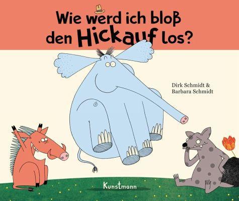 Schmidt/Schmidt: Wie werd ich bloß den Hickauf los?