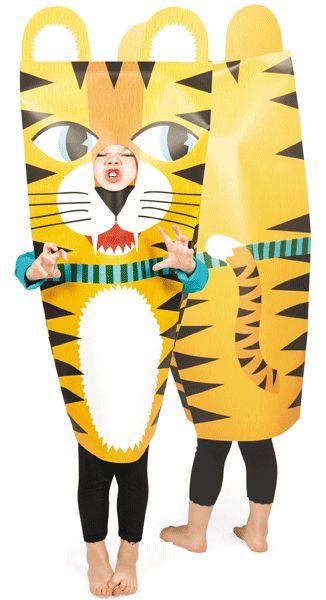 Sackanimo Tiger