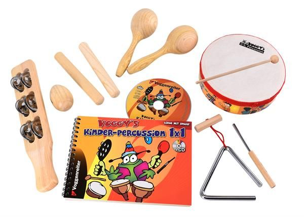 Großes Percussion-Set bei LAND OF TOYS