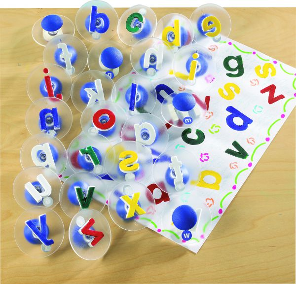 Alfix Kleinbuchstaben Riesenstempel
