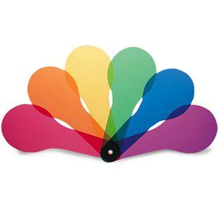 Farbfächer Colora 6er Set