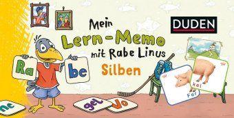 Dorothee Raab, Mein Lern-Memo mit Rabe Linus - Silben