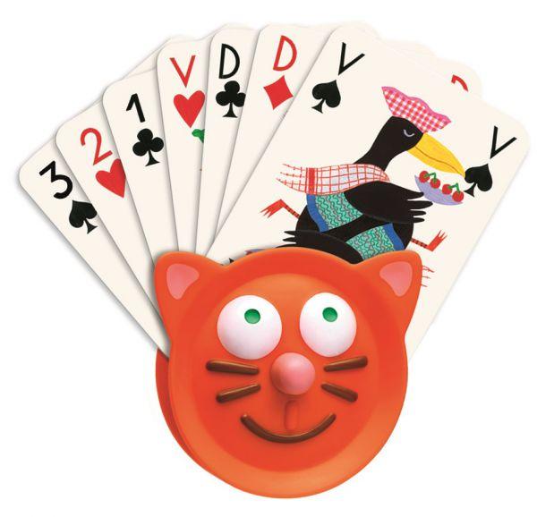 Kartenhalter Katze