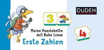 Dorothee Raab, Meine Puzzlekette mit Rabe Linus – Erste Zahlen