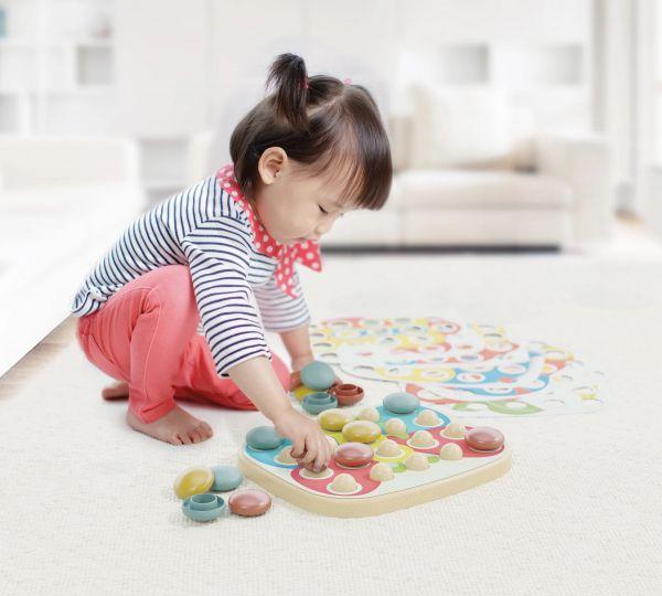 Mosaikspiel Play-Bio bei Land of Toys