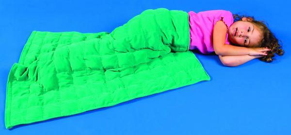 Gewichtsdecke Smaragda