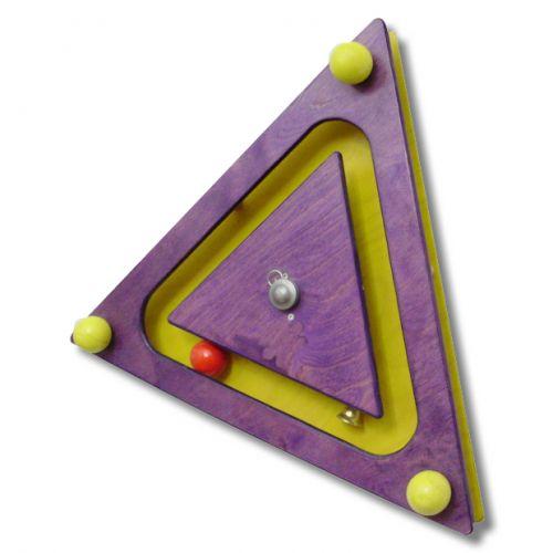 TRIOGO Dreieck Kugelspiel