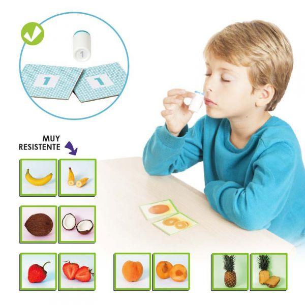 Früchte und ihr Aroma