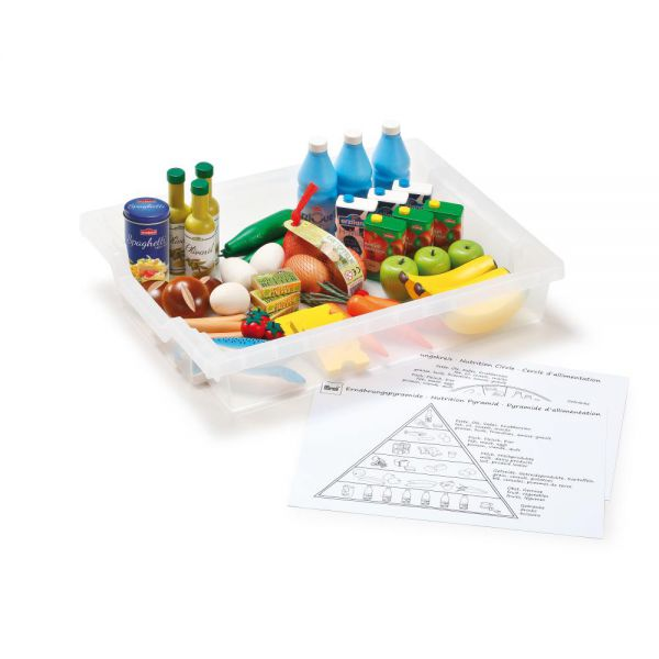 Riesen-Lernbox Gute Ernährung