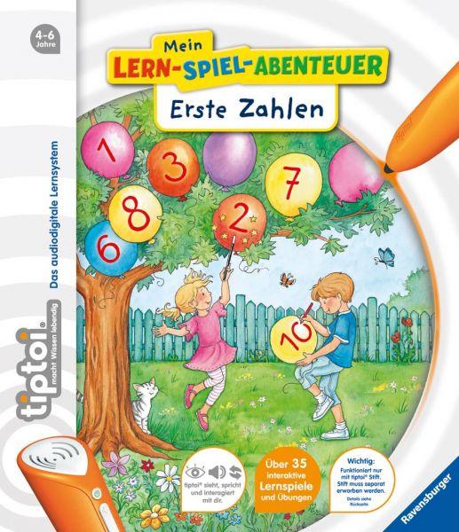 Odersky: tiptoi Mein Lern-Spiel-Abenteuer: Erste Zahlen