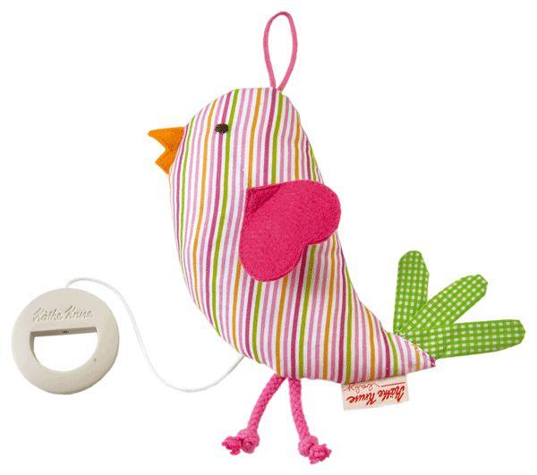 Spieluhr Vogel