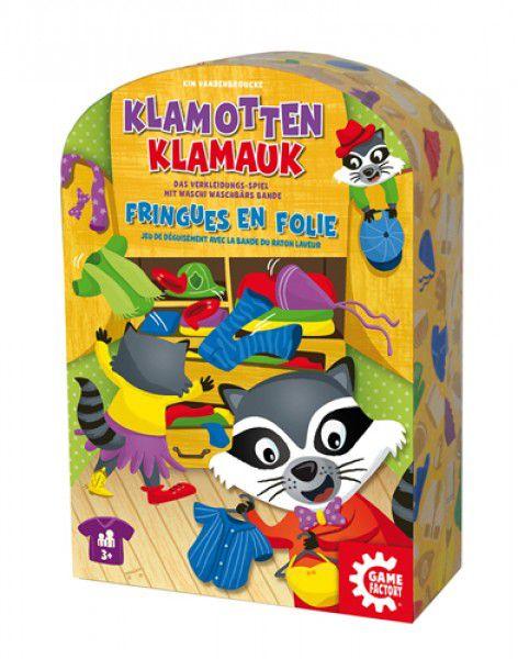 Klamotten Klamauk