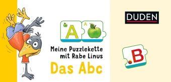 Dorothee Raab, Meine Puzzlekette mit Rabe Linus – Das Abc