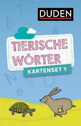 Christiane Wittenburg, Tierische Wörter
