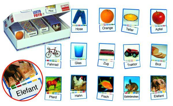 Lecto-Foto Gegenstände