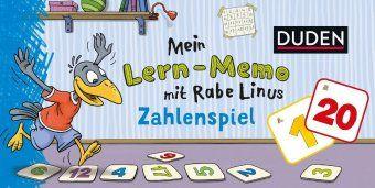 Dorothee Raab, Mein Lern-Memo mit Rabe Linus - Zahlenspiel